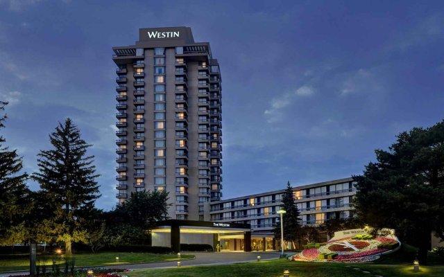 Отель The Westin Prince Toronto Канада, Торонто - отзывы, цены и фото номеров - забронировать отель The Westin Prince Toronto онлайн вид на фасад