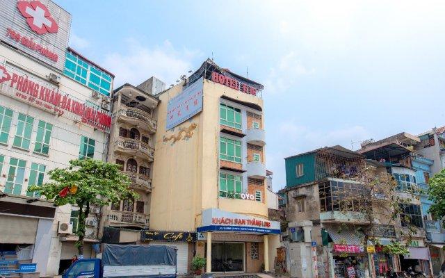 Thang Long Hotel Ханой вид на фасад