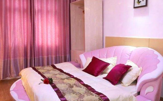 Lushan Taiji Villa Holiday Hotel комната для гостей