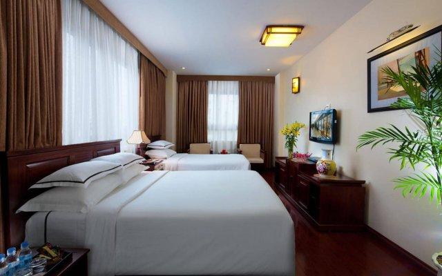 Отель Hanoi Imperial Hotel Вьетнам, Ханой - 1 отзыв об отеле, цены и фото номеров - забронировать отель Hanoi Imperial Hotel онлайн комната для гостей
