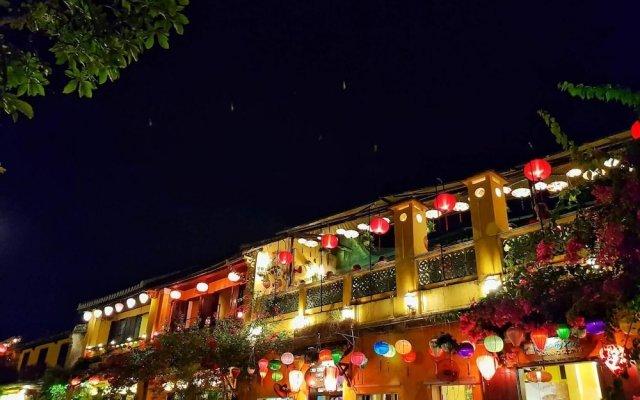 Отель Phuong Anh Hoi An Homestay Хойан вид на фасад