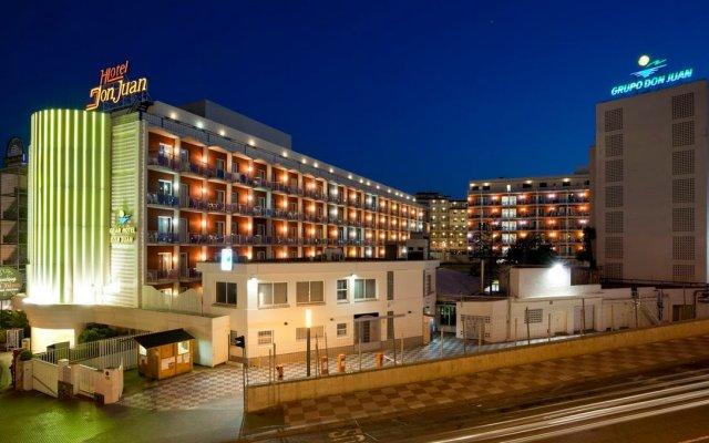 Отель Gran Hotel Don Juan Resort Испания, Льорет-де-Мар - отзывы, цены и фото номеров - забронировать отель Gran Hotel Don Juan Resort онлайн вид на фасад