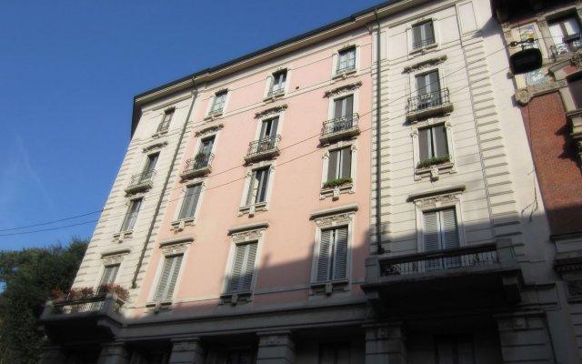 Отель notaMi - Fil Rouge вид на фасад