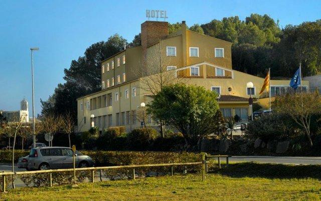 Hotel Costabella вид на фасад