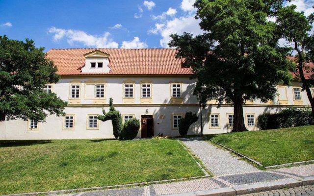 Отель Loreta Чехия, Прага - отзывы, цены и фото номеров - забронировать отель Loreta онлайн вид на фасад