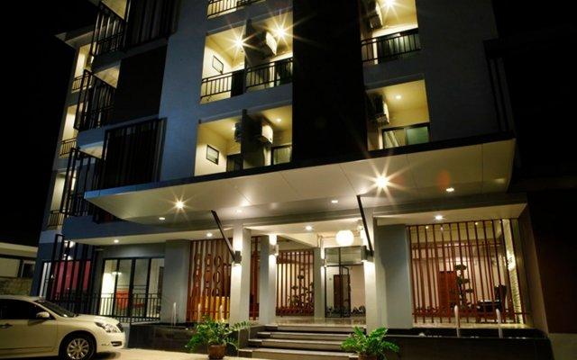 Отель Euanjitt Chill House вид на фасад