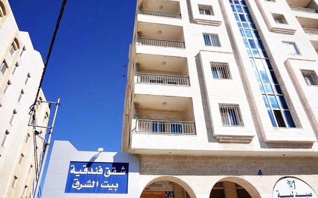Orient House Hotel вид на фасад