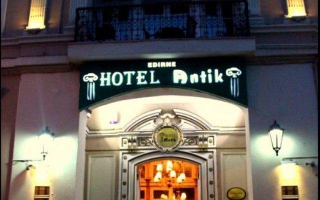 Antik Турция, Эдирне - отзывы, цены и фото номеров - забронировать отель Antik онлайн вид на фасад