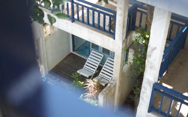 Chanchalay Hip Hostel вид на фасад