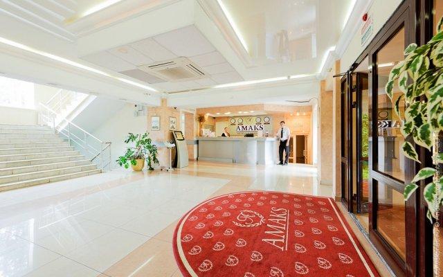 Гостиница АМАКС Парк-отель Тамбов в Тамбове - забронировать гостиницу АМАКС Парк-отель Тамбов, цены и фото номеров интерьер отеля