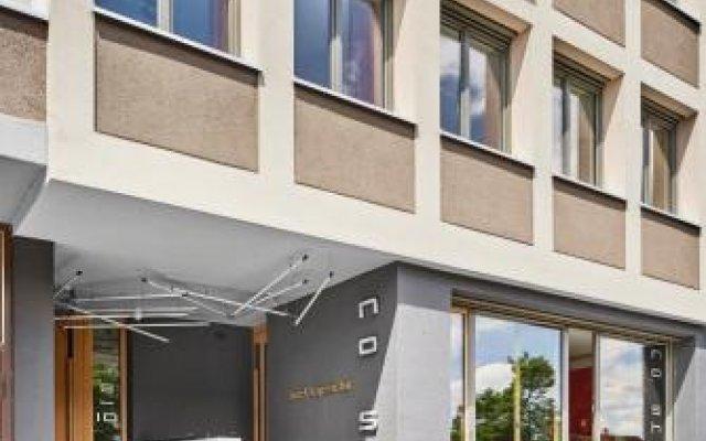 Отель No Shoes Hotel And Green Bar Германия, Нюрнберг - отзывы, цены и фото номеров - забронировать отель No Shoes Hotel And Green Bar онлайн вид на фасад