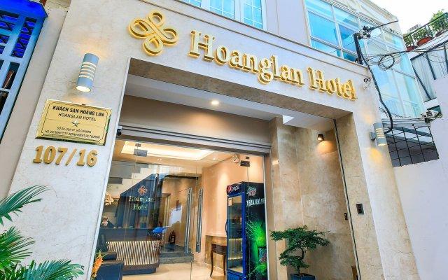 Отель Hoang Lan Hotel Вьетнам, Хошимин - отзывы, цены и фото номеров - забронировать отель Hoang Lan Hotel онлайн вид на фасад