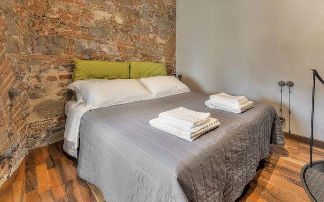 Отель Stone Walls Deluxe комната для гостей