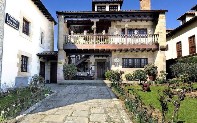 Отель Posada Araceli вид на фасад