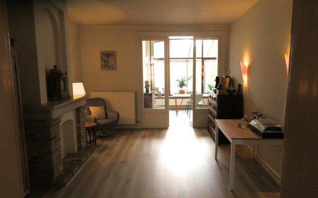 Отель B&B Den Witten Leeuw комната для гостей