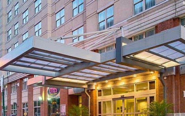 Отель Residence Inn by Marriott Washington, DC/Dupont Circle США, Вашингтон - отзывы, цены и фото номеров - забронировать отель Residence Inn by Marriott Washington, DC/Dupont Circle онлайн вид на фасад