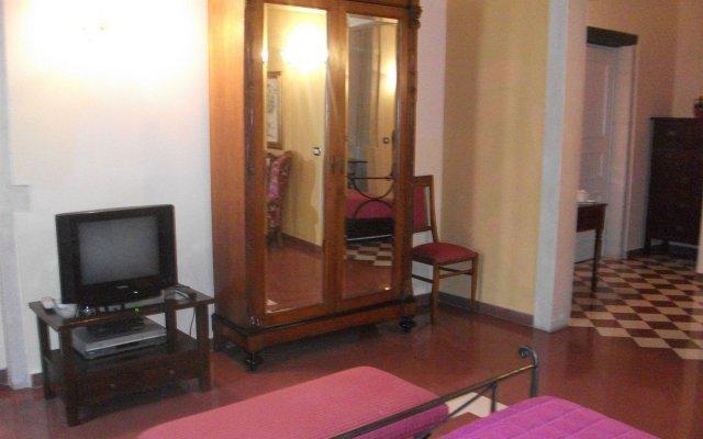 Отель Lakkios Residence B&B Сиракуза комната для гостей