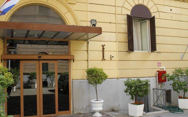 Hotel Edera вид на фасад