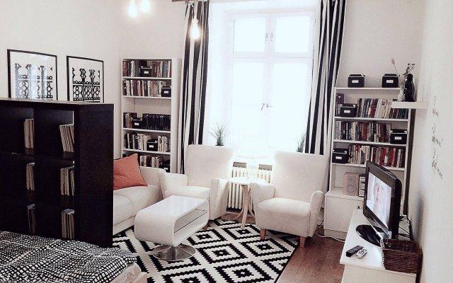 Отель Helsinki Apartment Kamppi Финляндия, Хельсинки - отзывы, цены и фото номеров - забронировать отель Helsinki Apartment Kamppi онлайн комната для гостей