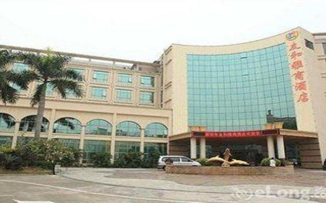 Ack Cyber Hotel Shajing