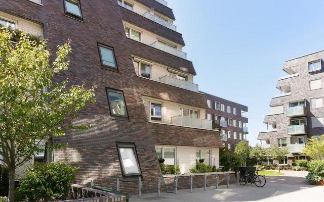 Отель Nordic Host - Sørengkaia 75 вид на фасад