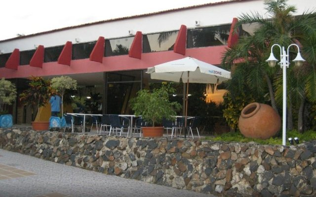 Отель Club Amigo Mayanabo All Inclusive вид на фасад