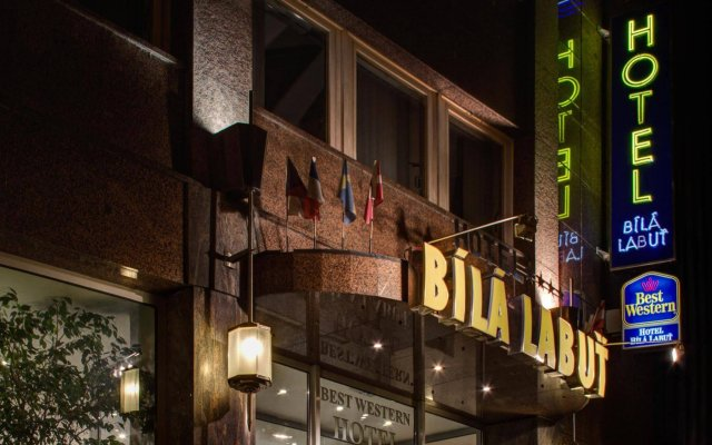 Luxury Family Hotel Bila Labut вид на фасад