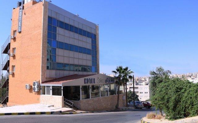 360 Hotel вид на фасад