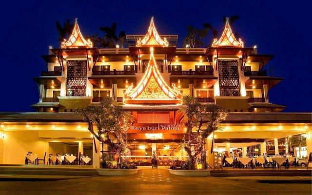 Rayaburi Hotel Patong Пхукет вид на фасад
