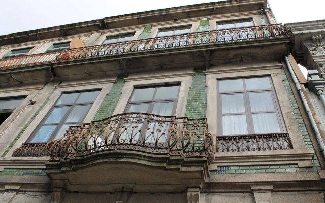 Отель Residencial Henrique VIII вид на фасад