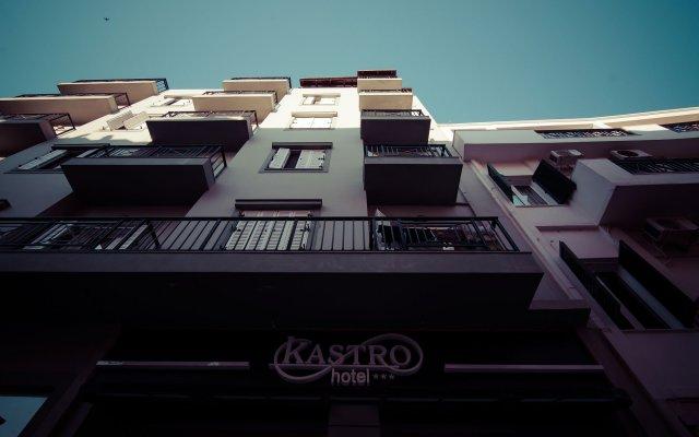Kastro Hotel вид на фасад