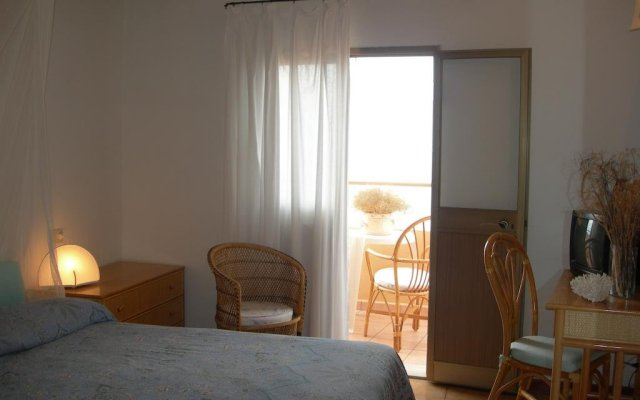 Hotel Bel Tramonto Марчиана комната для гостей