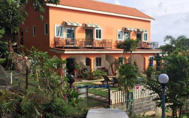 Отель Private lodge beachside & pet for children Таиланд, Самуи - отзывы, цены и фото номеров - забронировать отель Private lodge beachside & pet for children онлайн вид на фасад