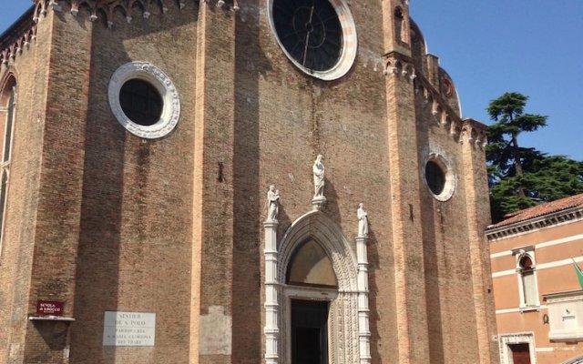 Отель Cà Silvia Италия, Венеция - отзывы, цены и фото номеров - забронировать отель Cà Silvia онлайн вид на фасад