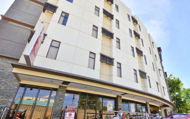Отель Express Inn - Mactan Hotel Филиппины, Лапу-Лапу - отзывы, цены и фото номеров - забронировать отель Express Inn - Mactan Hotel онлайн вид на фасад