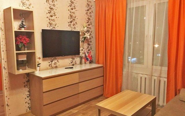 Апартаменты Apartment Hanaka on Shchelkovskoye комната для гостей