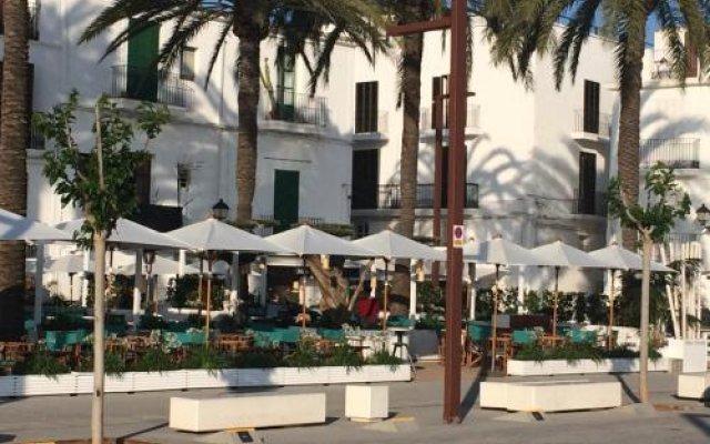 Отель Es Llaüt Palace - Turismo de Interior вид на фасад