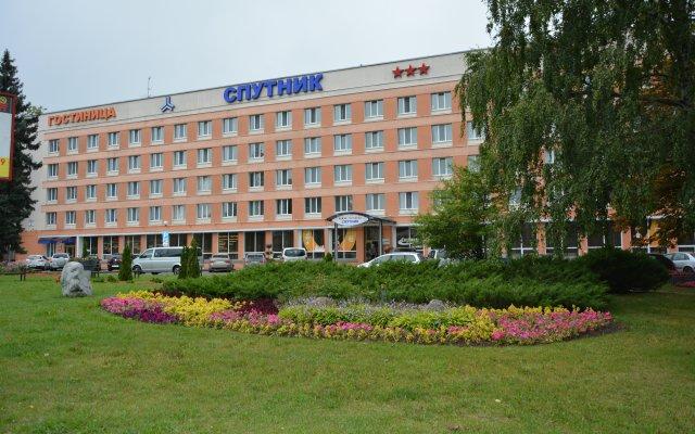 Гостиница Спутник Беларусь, Минск - - забронировать гостиницу Спутник, цены и фото номеров вид на фасад
