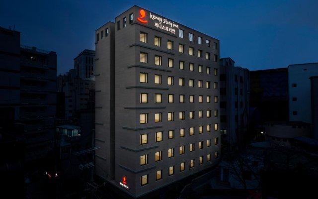 Отель Kennystoryinn Jongro Южная Корея, Сеул - отзывы, цены и фото номеров - забронировать отель Kennystoryinn Jongro онлайн вид на фасад