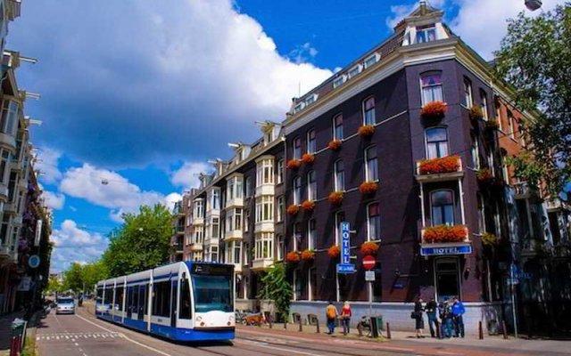 Отель De La Haye Нидерланды, Амстердам - отзывы, цены и фото номеров - забронировать отель De La Haye онлайн вид на фасад