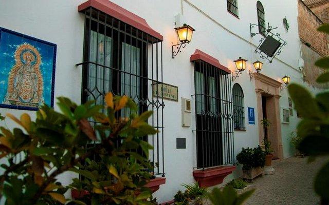 Hotel El Convento вид на фасад