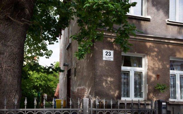 Апартаменты RJ Apartments Dejw вид на фасад