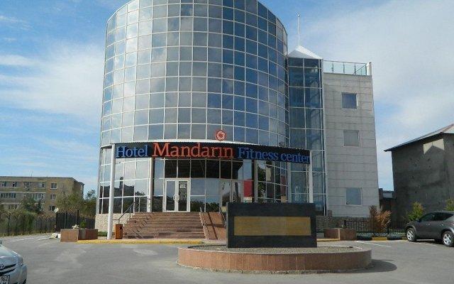 Гостиница Mandarin Hotel & Fitness Center Казахстан, Актау - отзывы, цены и фото номеров - забронировать гостиницу Mandarin Hotel & Fitness Center онлайн вид на фасад