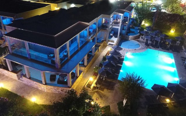 Отель Dionysos Греция, Ханиотис - отзывы, цены и фото номеров - забронировать отель Dionysos онлайн вид на фасад