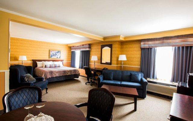 Отель Chateau Repotel Henri IV Канада, Квебек - отзывы, цены и фото номеров - забронировать отель Chateau Repotel Henri IV онлайн комната для гостей