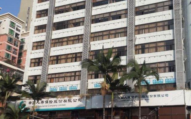 Home Inn (South Bao'an Road)