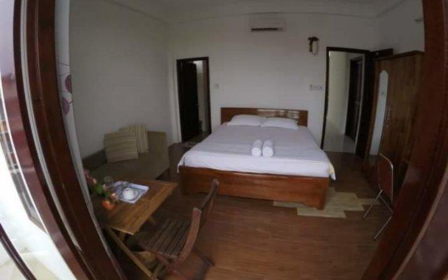 Отель Vang Anh Guesthouse комната для гостей