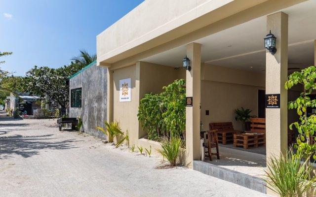 Отель Ranauraa Inn Мальдивы, Атолл Каафу - отзывы, цены и фото номеров - забронировать отель Ranauraa Inn онлайн вид на фасад