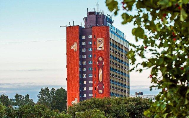 Арт-Отель Карелия вид на фасад