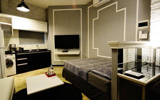 Отель Seoul Loft Apartments - SLA Южная Корея, Сеул - отзывы, цены и фото номеров - забронировать отель Seoul Loft Apartments - SLA онлайн комната для гостей